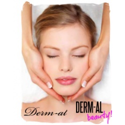 Photo: Derm-Al Beauty logo